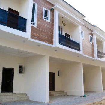 Standard 3 Bedroom Terrace Duplex, Vgc, Lekki, Lagos, Terraced Duplex for Sale
