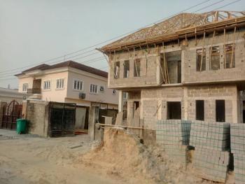 4 Bedroom Semi Detached Duplexes with Bq, Sabini Villa Addo Road, Ado, Ajah, Lagos, Semi-detached Duplex for Sale