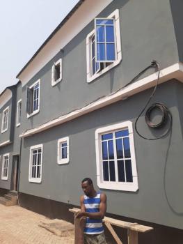 3 Bedroom of 4 Flat and a Bq with C of O, Olorunda Area Near Market, Akobo, Ibadan, Oyo, Block of Flats for Sale