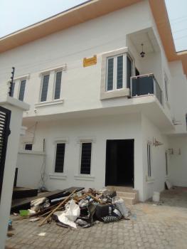 4 Bedroom Semi Detached Duplex with Bq in an Estate, Chevron, Lekki Phase 2, Lekki, Lagos, Semi-detached Duplex for Rent