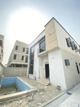 Stunning 4 Bedroom Fully Detached Duplex with Swimming Pool & Bq, 2nd Toll Gate, Lekki, Lagos, Detached Duplex for Sale