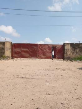Well Located Industrial Empty Land, Eric Moore, Surulere, Lagos, Industrial Land for Sale