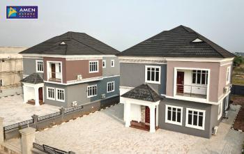 Luxury 3 Bedroom Duplex with Excellent Facilities in a Secured Estate, Amen Estate Phase 2, Eleko, Ibeju Lekki, Lagos, Detached Duplex for Sale