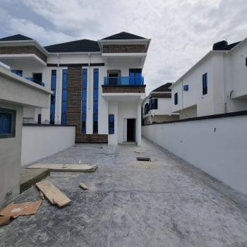 Luxury 4 Bedroom Semi-detached Duplex in a Strategic Location, Ologolo, Lekki, Lagos, Semi-detached Duplex for Sale