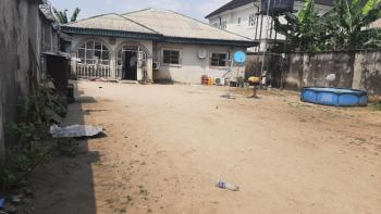 Well Located and Nicely Built  3 Bedroom Bungalow, Rumuoke Road, Off Ada George, Port Harcourt, Rivers, Detached Bungalow for Sale