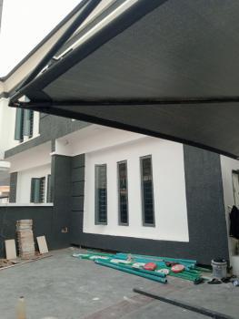 Luxury Finished 4 Bedroom Semi Detached Duplex in a Secured Estate, Chevron, Lekki Phase 2, Lekki, Lagos, Semi-detached Duplex for Rent
