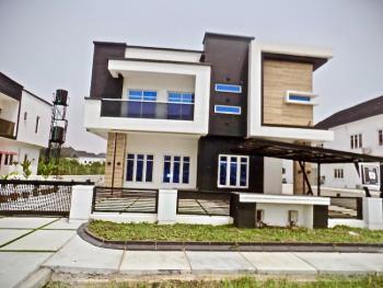 Brand New 5 Bedroom Fully Detached + Bq. Gated Estate, 2nd Tollgate, Lekki, Lagos, Detached Duplex for Sale