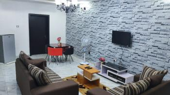 a Furnished Private Room with Unlimited Wifi and 24 Hours Power, Meridian Park Estate, Awoyaya, Ibeju Lekki, Lagos, Semi-detached Duplex Short Let