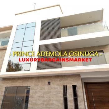 Prince Ademola Osinuga Newly Built 5 Bed Fully Detached + Pool!, Banana Island Estate, Banana Island, Ikoyi, Lagos, Detached Duplex for Sale