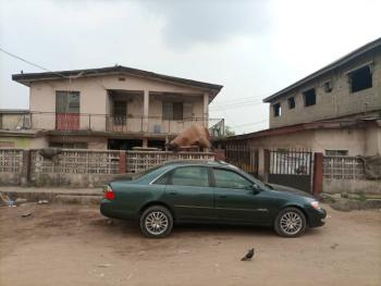 Block of 4 Flats with a Mini Flat and a Self Contained Room, Oluwole Avenue, Ifako, Gbagada, Lagos, Block of Flats for Sale