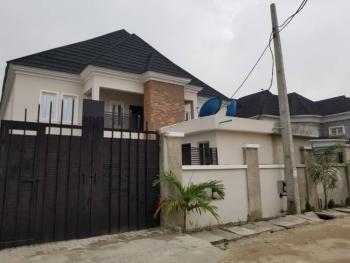 4 Bedroom Semi Detached Duplex in a Suitable Environment, Sunshine Garden, Sangotedo, Ajah, Lagos, Semi-detached Duplex for Sale