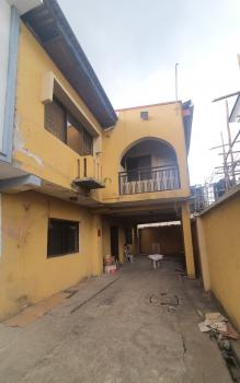 a Wing of 5 Bedroom Semi Detached Duplex with 2 Rooms Bq, Anthony, Maryland, Lagos, Semi-detached Duplex for Sale