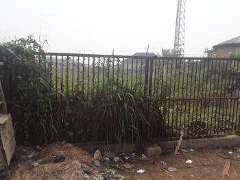Two Plots of Land Facing The Express on a Corner Piece, Lasu - Isheri Expressway, Igando, Akesan, Alimosho, Lagos, Commercial Land for Sale