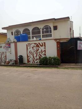 a Twin Duplex House, Ifako, Agege, Lagos, Semi-detached Duplex for Sale