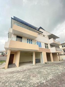 Brand New 4 Bedroom Semidetached Duplex with 2 Room Bq, Oniru, Victoria Island (vi), Lagos, Semi-detached Duplex for Rent