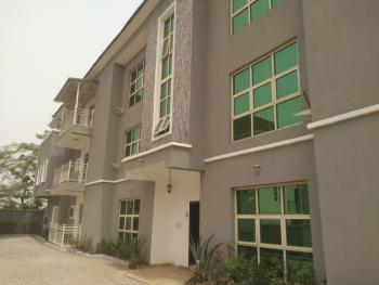 Clean and Brand New 3 Bedroom Flat with Bq, Wuye, Abuja, Flat for Rent