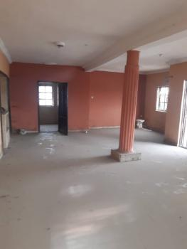 3 Bedroom Duplex with 2 Sitting Room All Tiled with P O P Very Spacious, Apata Street, Shomolu, Lagos, Detached Duplex for Rent