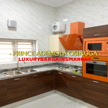 Newly Built 3 Bedroom Apartment +bq + Gym, Parkview, Ikoyi, Lagos, Flat for Rent