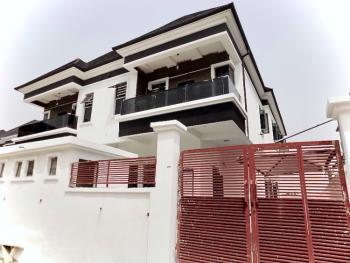 New House 4 Bedrooms Semi Detached Duplex + Bq, After Chevron, Lekki, Lagos, Semi-detached Duplex for Sale