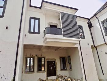 New House 24 Hours Constant Electricity 4 Bedroom Terraced Duplex, Just After Chevron, Lekki, Lagos, Terraced Duplex for Sale
