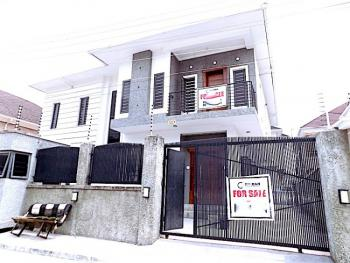 5 Bedrooms Fully Detached Duplex with Bq, Chevron, Lekki, Lagos, Detached Duplex for Sale