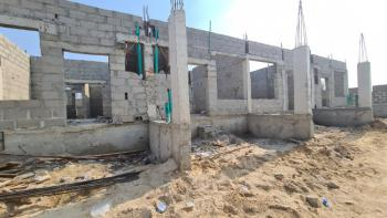 Contemporary Finished and Fitted 3 Bedroom Terrace Duplex, Harris Crescent Road, Beside Northwest, By Vgc Estate, Vgc, Lekki, Lagos, Terraced Duplex for Sale