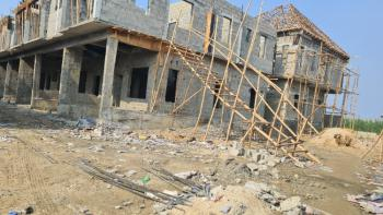 Excellent Facilitated Off Plan Duplex with High-speed Internet Access, Harris Crescent Road, Beside Northwest, By Vgc Estate, Vgc, Lekki, Lagos, Terraced Duplex for Sale