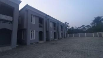 Brand New 3 Bedrooms Terraced Duplex with a Room Bq, By Shoprite, Ajah, Lagos, Terraced Duplex for Rent