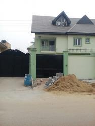Newly Built 5 Bedroom Semi Detached Duplex, All Rooms En-suite, Omole Phase 1, Ikeja, Lagos, Semi-detached Duplex for Rent