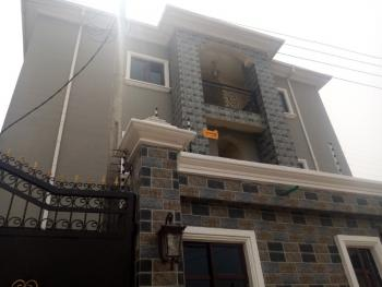Newly Built Executive 3 Bedroom Flat, Off Cole Street Ikate, Surulere, Lagos, Flat for Rent