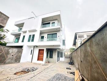 Luxury 5 Bedroom Semi Detached House with a Bq;, Ikoyi, Lagos, Semi-detached Duplex for Sale