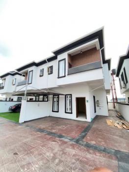 4 Bedroom Semi Detached Duplex with a Room Bq, Ikota Villa Gra, Lekki, Lagos, Semi-detached Bungalow for Rent