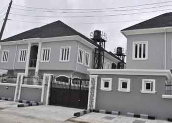 Luxury & Tastefully Finished 4 Bedroom Detached Duplex with a Room Bq, Lagos Island, Lekki Phase 2, Lekki, Lagos, Detached Duplex for Sale