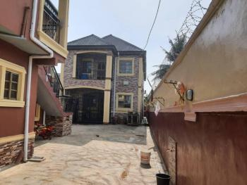 Luxury New Standard Block of 3 Flats with Shops, Igando, Ikotun, Lagos, Block of Flats for Sale