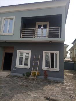 Newly Built and Tastefully Finished 4 Bedroom Terrace Duplex, Bera Estate , Chevron, Lekki, Lagos, Terraced Duplex for Sale