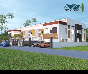 4 Bedrooms Terrace, Glory Estate, Ifako, Gbagada, Lagos, Terraced Duplex for Sale