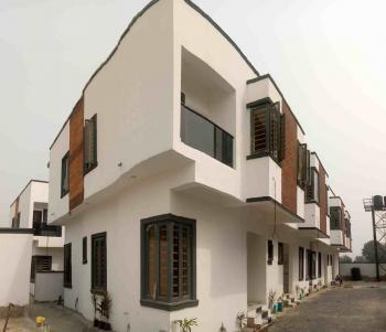 a Nice 4 Bedroom Duplex, Scheme 2, Ajiwe, Ajah, Lagos, Semi-detached Duplex for Sale