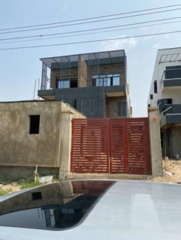 Contemporary 5 Bedrooms Semi Detached Duplex with a Bq., Parkview, Ikoyi, Lagos, Detached Duplex for Sale