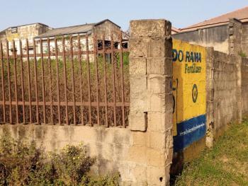 Fenced Land, Oremeji Bus-stop, Ibadan - Lagos Expressway., Ibadan, Oyo, Commercial Land for Sale