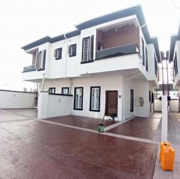 4 Bedroom Semi Detached Duplex in a Mini Court, Ikota, Lekki, Lagos, Semi-detached Duplex for Rent