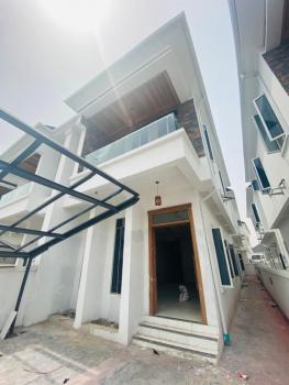 4 Bedroom Semi-detached Duplex with a Room Bq, Oral 2, Ikota, Lekki, Lagos, Semi-detached Duplex for Rent