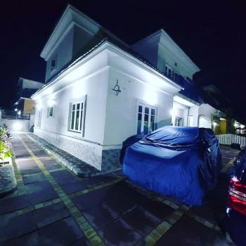 Luxury Finished 4 Bedroom Semi Detached Duplex Within an Estate, Within an Estate in Lugbe, Along Airport Road, Lugbe District, Abuja, Semi-detached Duplex for Sale