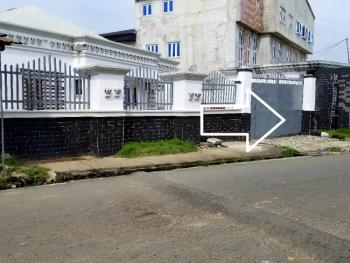 Well Finished Semi-detached Bungalow with a Lockup Shop, Along Haruk Road, Rumuigbo, Port Harcourt, Rivers, Semi-detached Bungalow for Sale