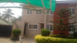 Very Good 4 Bedroom Duplex with Boys Quarters, Area 1, Garki, Abuja, Semi-detached Duplex for Sale