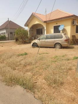 2 Bedroom Fully Detached Bungalow with Space for Bq, Pengassan Estate, Lokogoma District, Abuja, Detached Bungalow for Sale
