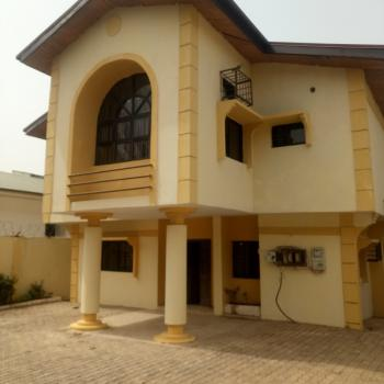 a Very Good 5 Bedrooms Fully Detached Duplex with 1 Bedroom Bq, Maitama District, Abuja, Detached Duplex for Rent
