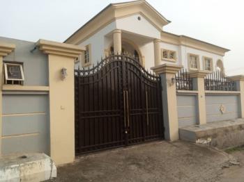 4 Bedroom All Room En-suite with a 2 Room Bq, New Oko-oba, Agege, Lagos, Semi-detached Duplex for Rent