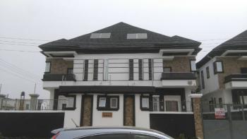 4 Bedroom Semi-detached Duplex, Lekki County Estate, Ikota, Lekki, Lagos, Semi-detached Duplex for Rent