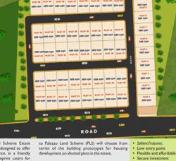 Palazzo Estate Land Scheme, Lekki Free Trade Zone, Lekki, Lagos, Residential Land for Sale