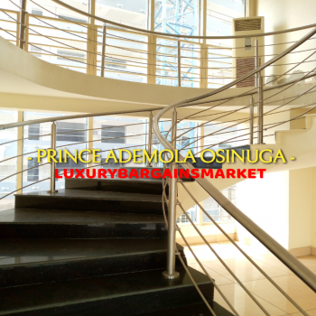 Super Deal & Cheap! 4 Bedroom Penthouse Apartment on 2 Floors!, Old Ikoyi, Ikoyi, Lagos, House for Rent